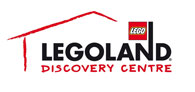 Save 28% off tickets to Legoland Discovery Centre Logo