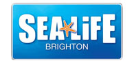 Up to 32% off entry to SEA LIFE Brighton Logo