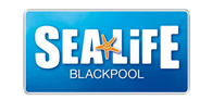 Up to 28% off entry to SEA LIFE Blackpool Logo