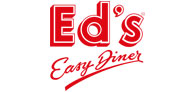 20% off food at Ed's Diner Logo