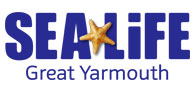 Up to 45% off entry to SEA LIFE Great Yarmouth Logo
